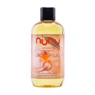 Nuru - Massage Oil Exotic Fruits 250 Ml