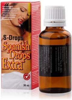 Spanish Drops Extra 30ml - afrodiziakum