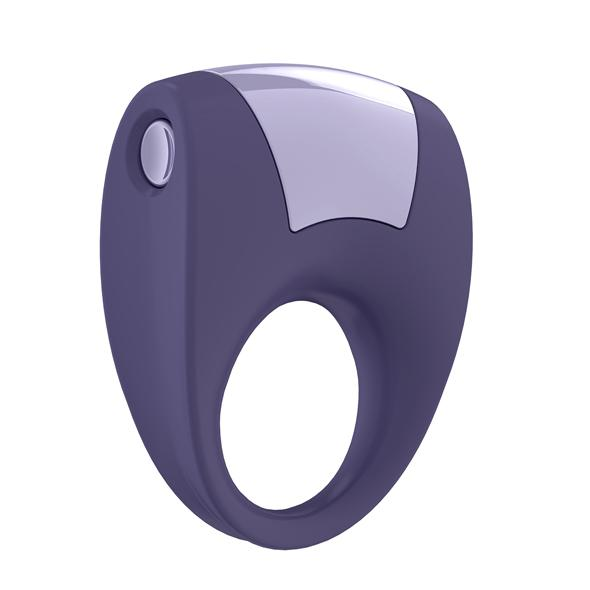Ovo - B8 Vibrating Ring Lilac