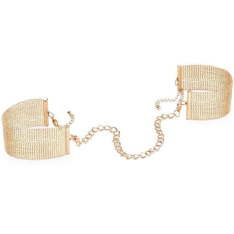 MAGNIFIQUE HANDCUFFS  METALLIC CHAIN HANDCUFFS