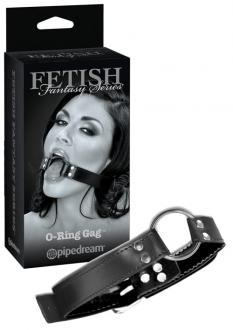 FETISH FANTASY SERIES O-RING GAG - náhubok