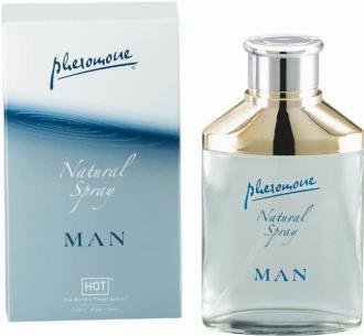 HOT Man Pheromone Natural Spray 50ml - feromóny