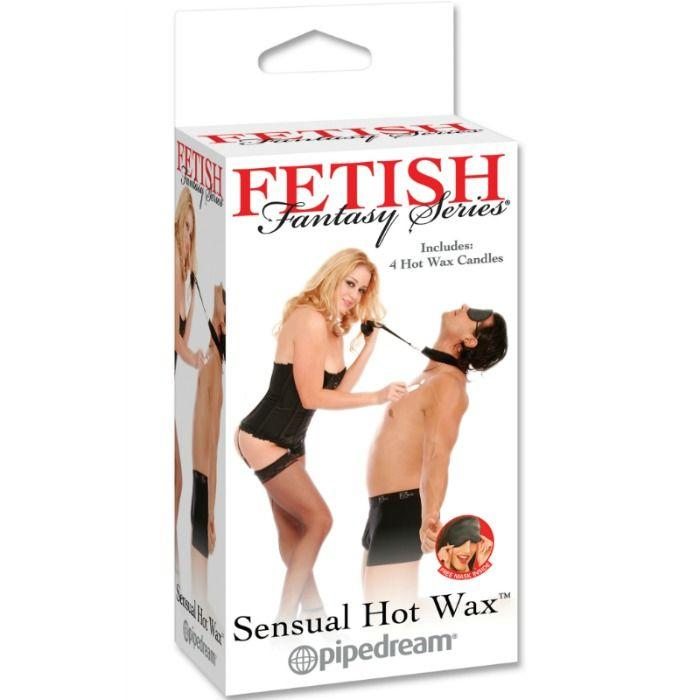 FETISH FANTASY SENSUAL HOT WAX - horúci vosk