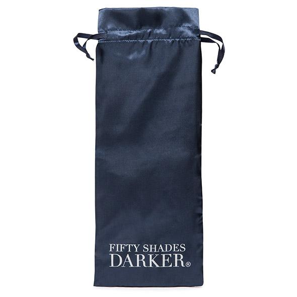 Fifty Shades of Grey - Darker Delicioulsy Deep Steel G-Spot Dildo