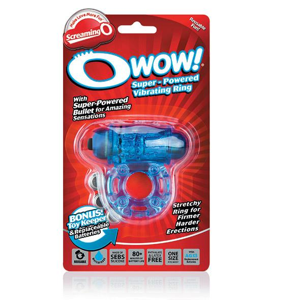 The Screaming O - Owow Blue