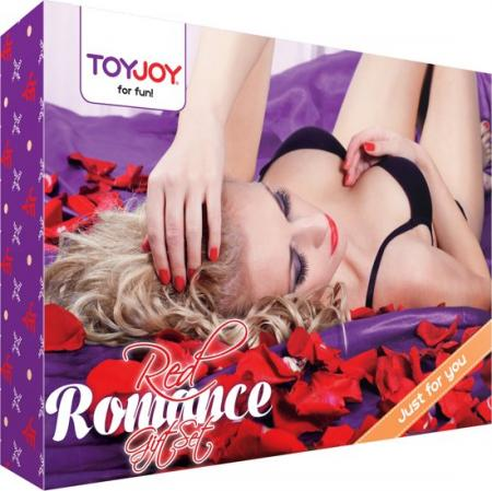 TOY JOY Red Romance Gift Set - erotická sada