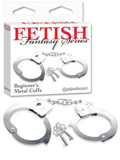 Fetish Fantasy Series Metal Cuffs - Putá