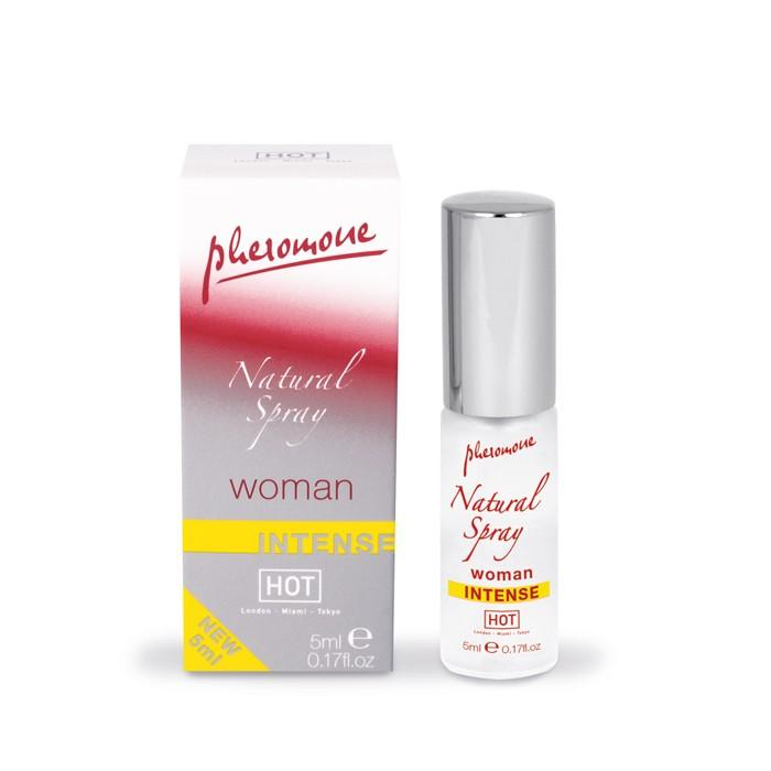 HOT Woman Pheromone Natural Spray Intense 5ML - feromóny
