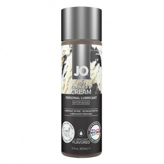 System JO - Limited Edition Flavor Cookies & Cream 60 ml - lubrikant