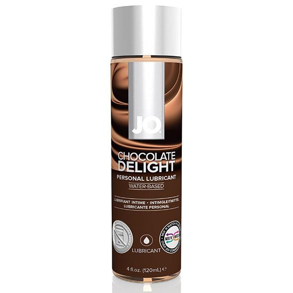 System JO - H2O Lubricant Chocolate 120 ml
