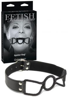 FETISH FANTASY LIMITED EDITION SPIDER GAG - náhubok