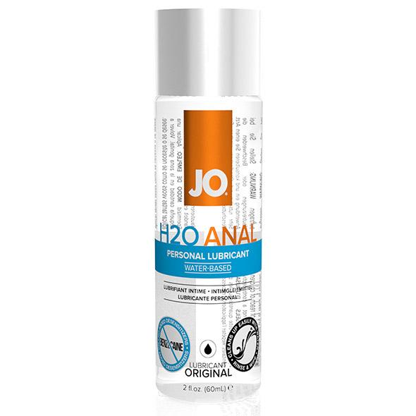 System JO - Anal H2O Lubricant 60 ml