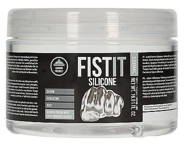 Pharmquests Fist-It Silicone 500 Ml - Lubrikant